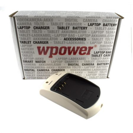 JVC BN-V107 akkumulátor töltő