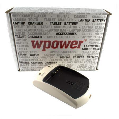 JVC BN-V507 akkumulátor töltő