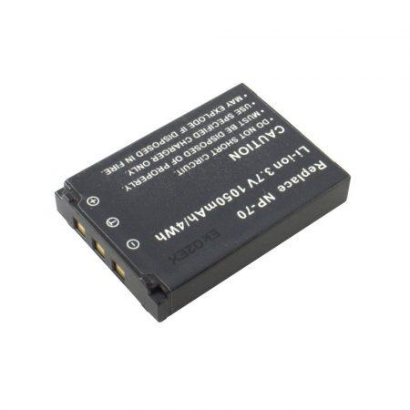 Casio NP-70 akkumulátor