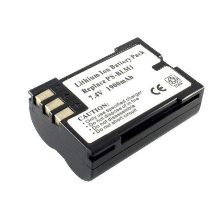 Olympus PS-BLM1 fényképezőgép akkumulátor