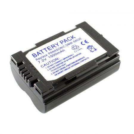 Panasonic CGR-S602 akkumulátor