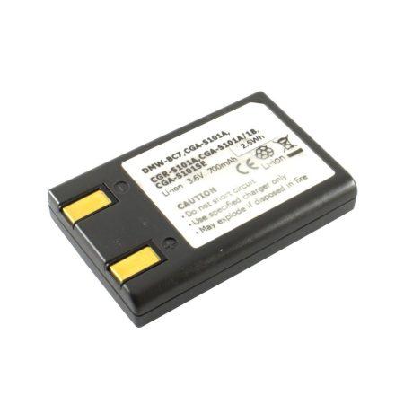 Panasonic DMW-BC7 akkumulátor