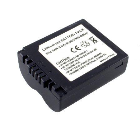 Panasonic CGA-S006 akkumulátor