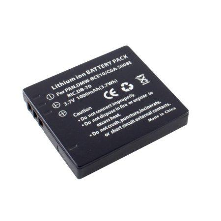 Panasonic CGA-S008E akkumulátor