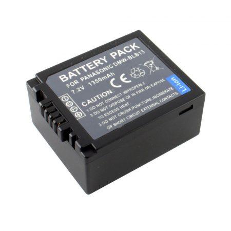 Panasonic DMW-BLB13 akkumulátor