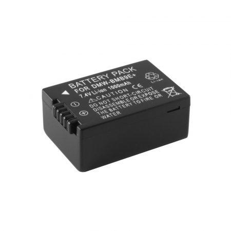 Panasonic DMW-BMB9 akkumulátor 1000mAh, utángyártott