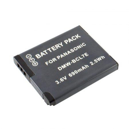 Panasonic DMW-BCL7E akkumulátor