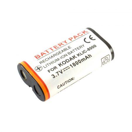 Kodak KLIC-8000 akkumulátor