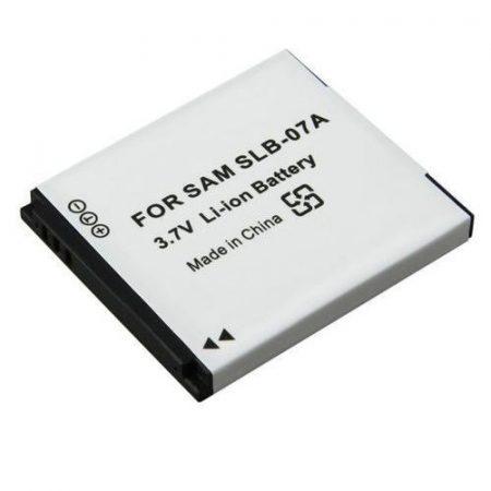 Samsung SLB-07A akkumulátor 720mAh utángyártott