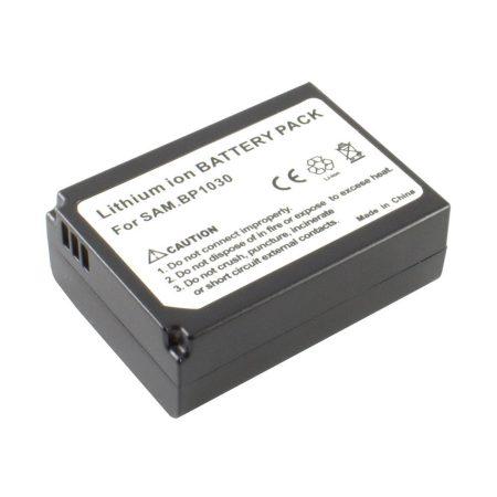 Samsung BP1030 akkumulátor 1200mAh, utángyártott