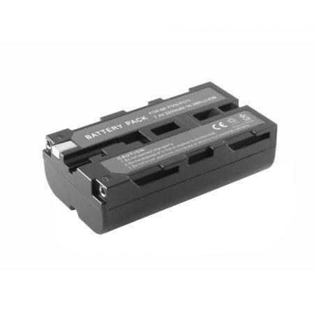 Sony NP-F550 akkumulátor 2200mAh, utángyártott