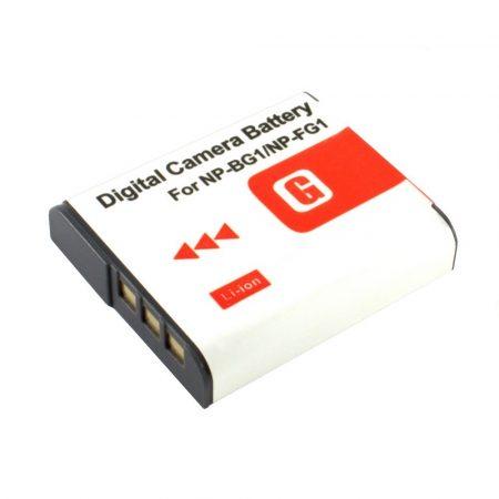 Sony NP-BG1 akkumulátor 1400mAh, utángyártott