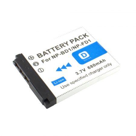 Sony NP-BD1 akkumulátor