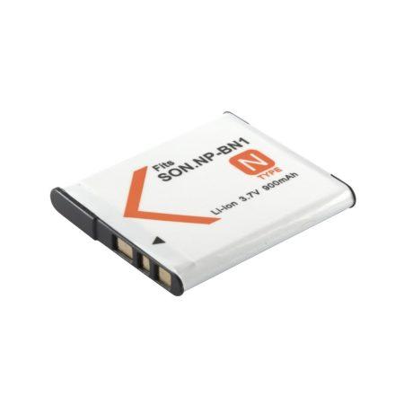 Sony NP-BN1 akkumulátor 900mAh, utángyártott