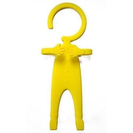 LAZY, a mindent tudó mobiltartó, sárga