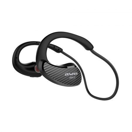 Awei A881BL Bluetooth headset, fekete