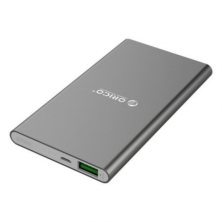 Orico Firefly S5 5000mAh akkubank, szürke