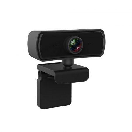 400W 2K FullHD webkamera beépített mikrofonnal, fekete