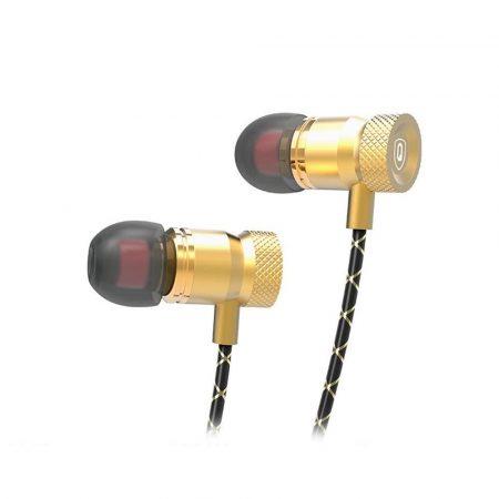 QKZ X5 vezetékes fülhallgató, arany