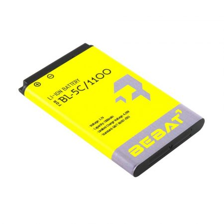 Nokia BL-5C akkumulátor 1300mAh, utángyártott