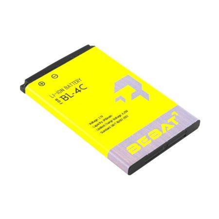 Nokia BL-4C akkumulátor 890mAh, utángyártott