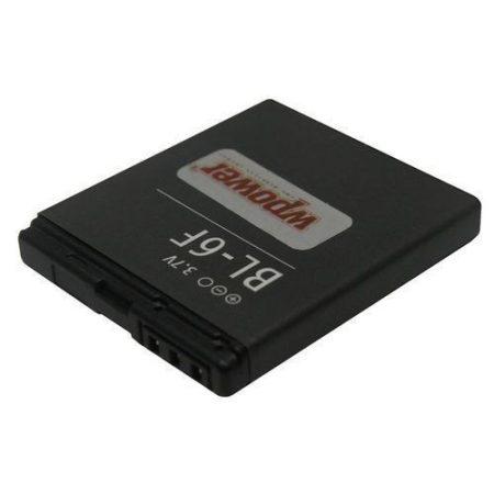Nokia N95 8GB akkumulátor 1300mAh utángyártott