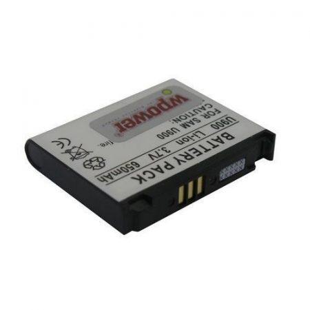 Samsung SGH-E950 akkumulátor 650mAh utángyártott