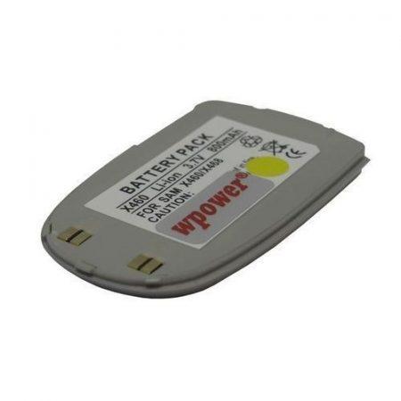 Samsung SGH-X460 akkumulátor 800mAh utángyártott