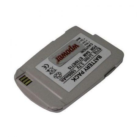 Samsung SGH-E710 akkumulátor 1000mAh utángyártott