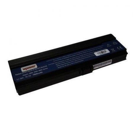 Acer LC.BTP00.002 laptop akkumulátor 7800mAh utángyártott