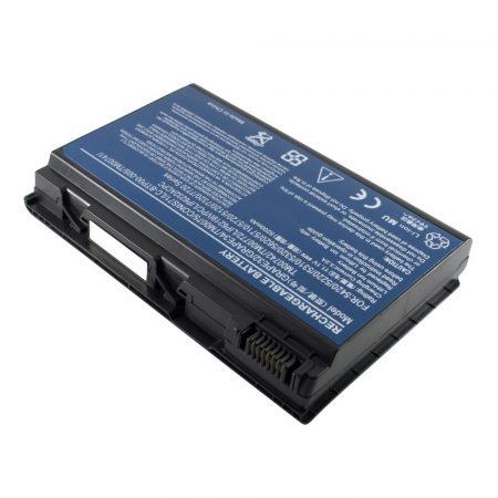 Acer TravelMate 5530 laptop akkumulátor 5200mAh, utángyártott