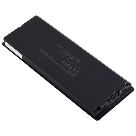 Apple A1185 laptop akkumulátor 5200mAh, fekete, utángyártott