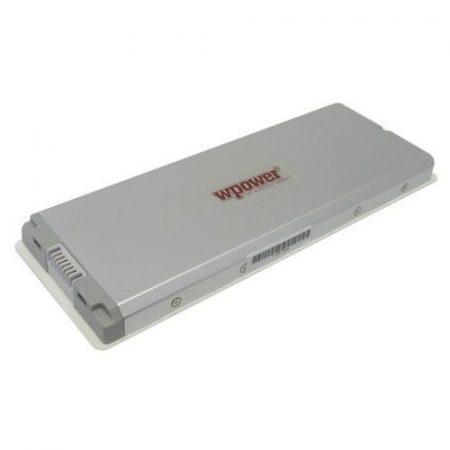 Apple A1185 laptop akkumulátor 5600mAh, fehér, utángyártott