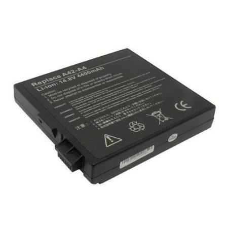 Asus A42-A4 laptop akkumulátor 4400mAh utángyártott