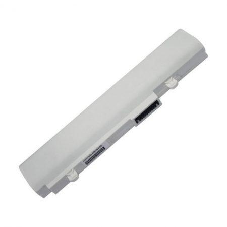 Asus EEE PC 1015 laptop akkumulátor 5200mAh, fehér, utángyártott