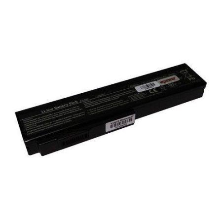 Asus G50V laptop akkumulátor 5200mAh utángyártott