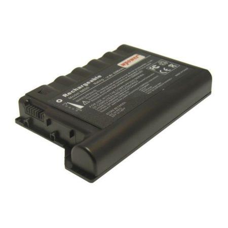 Compaq 229783-001 laptop akkumulátor 5200mAh utángyártott