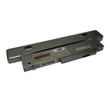 Dell 312-0106 laptop akkumulátor 4400mAh utángyártott
