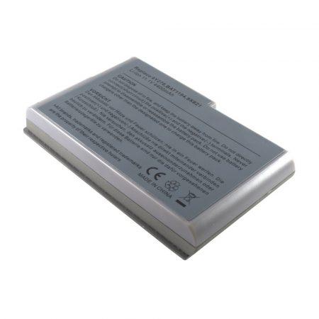 Dell 0X217 akkumulátor 4400mAh, utángyártott