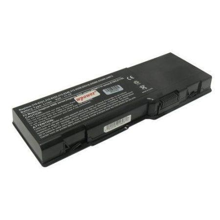 Dell 312-0340 laptop akkumulátor 4400mAh utángyártott