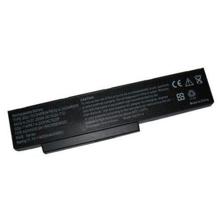 Benq SQU-701, SQU-714 laptop akkumulátor 4400mAh utángyártott