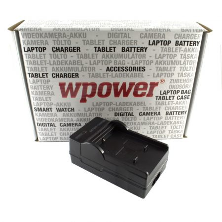 Casio NP-40 akkumulátor töltő