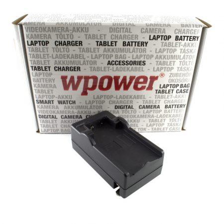 Casio NP-50 akkumulátor töltő