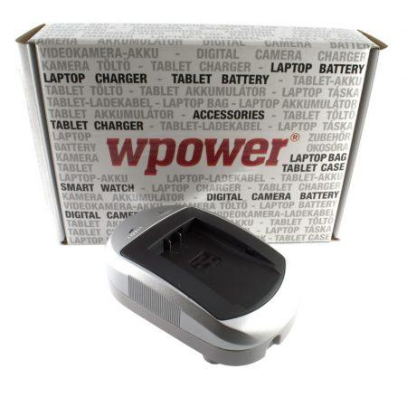 Panasonic DMW-BCA7 akkumulátor töltő