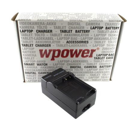 Panasonic DMW-BLC12 akkumulátor töltő, utángyártott