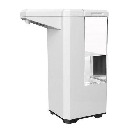 Asztali érintés nélküli szenzoros kézfertőtlenítő adagoló 500ml, fehér