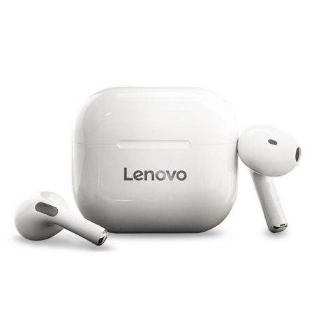 Lenovo Live Pods LP40 BT5.0 fülhallgató, fehér