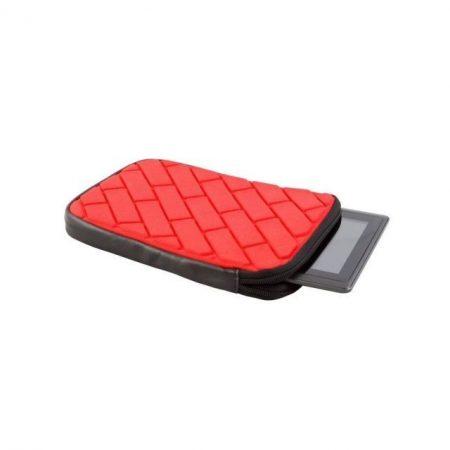 "WPOWER 7"" Univerzális EVA Tablet PC tok, piros"