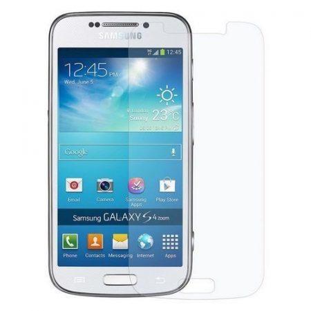 Samsung Galaxy S4 Zoom edzett üveg kijelzővédő 0.3mm
