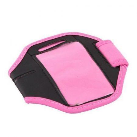 Apple iPhone 4/5 sport kartok, pink